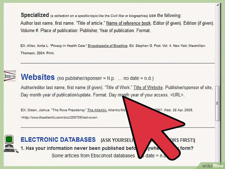 bibliography chicago style website links example