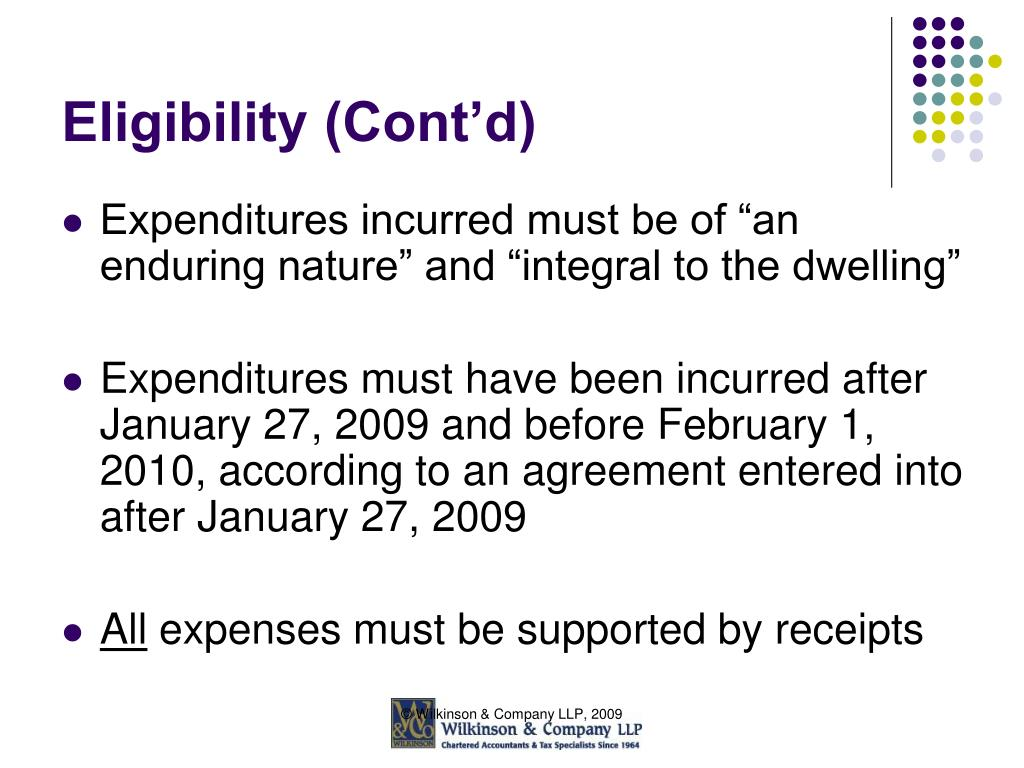 non refundable tax credit example