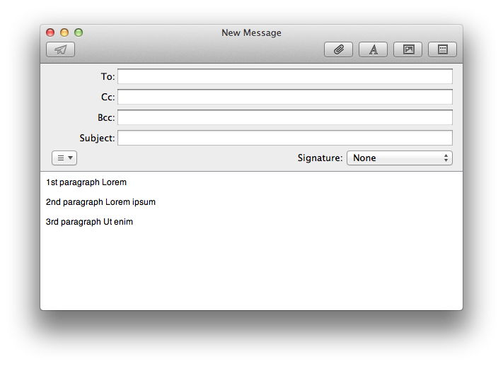 shell scripts usage message example