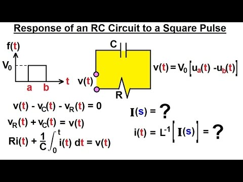 laplace transform electrical circuits example