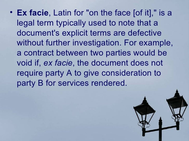 what is an ex post facto law give an example